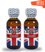 English Royale Solvent Cleaners 30ml-2Pack