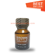 Brown Bottle Leather Solvent Cleaner 10ml