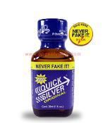 Quick Silver Leather Solvent Cleaner 30ml