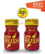 Super Rush Leather Solvent Cleaners 10ml-2Pack