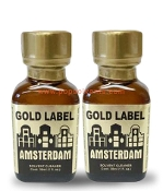 Amsterdam Gold Leather Solvent Cleaners 30ml-2Pack