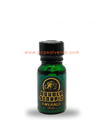Double Scorpio Emerald Leather Solvent Cleaner 10ml